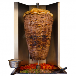 Kebab Agneau et Veau 25Kg