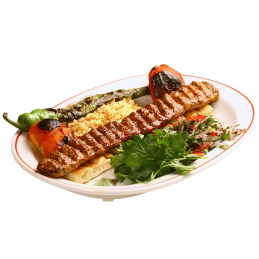 Adana Kebab bœuf et agneau