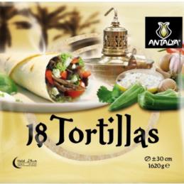 Antalya tortilla frais x 108