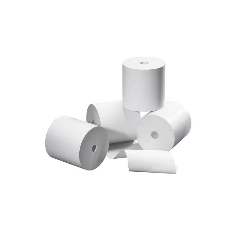 Rouleau de papier pour machine à carte x 100
