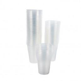 verre plastique x 1000