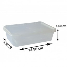 Microwave container x 250