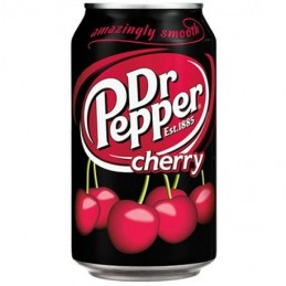 DR Pepper Cerise 33CL