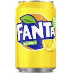 Fanta Citron 24 x 33cl