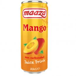 Maaza mangue 24 X 330 ml