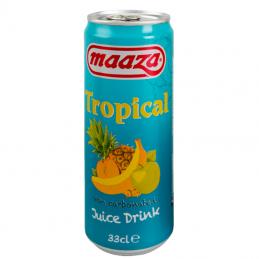 Maaza Tropical 24 X 330 ml