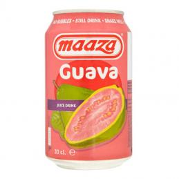 Maaza guave  24 X 330 ml