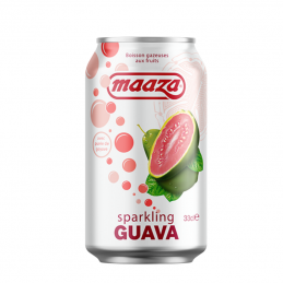Maaza guave sparkling 24 X...