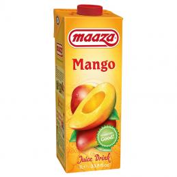 Maaza mangue 12 X 1 L