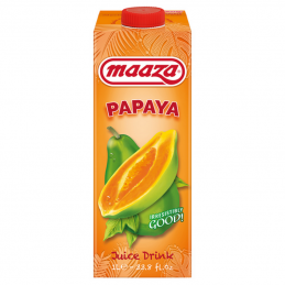 Maaza papaya 12 X 1 L
