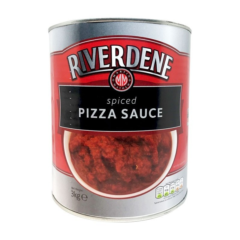Sauce Tomate à Pizza Épicée 3Kg