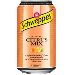 Schweppes Agrum Citrus 24 x 33 cl