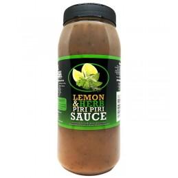 Peri Peri Lemon et Herb Sauce 2,5kg