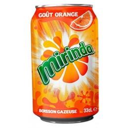 Mirinda Orange 24 x 33cl