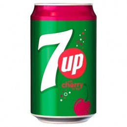 7Up Cherry 24 x 33cl