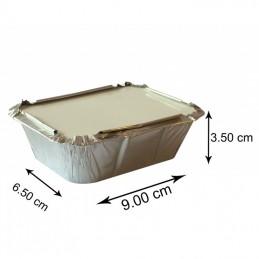 No1 Aluminium Container Avec Couvecle  1000 pièces