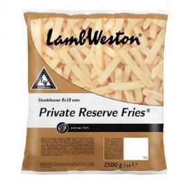 Lambweston Private Reserve Steak Cut 9 X 18