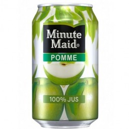 Minute Maid Pomme 24 x 33cl