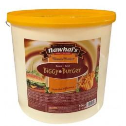Narwhal's Biggy Burger (10 kg Seaux)