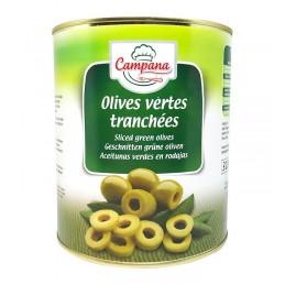 Olives Vertes Tranchées 3KG