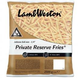 Frites Lambweston 6/6 4 x...