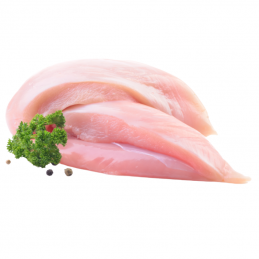 Aiguillettes de filet de poulet congelées 10KG